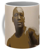 Heavyweight Boxing Champion Jack Johnson C.1910 Coffee Mug