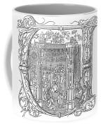 Henry Viii (1491-1547) Coffee Mug