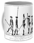 Hessian Soldiers Coffee Mug