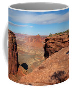 Shadow Of The Shepherd Coffee Mug