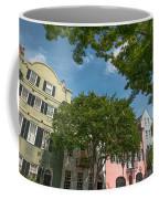 Historic Rainbow Row Coffee Mug