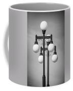 Historic Ybor Lamp Posts Coffee Mug