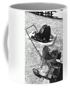 Holster  Brief Case  Baby Carriage Tombstone Arizona 1970 Coffee Mug