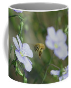 Honeybee At Work  Coffee Mug