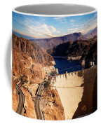 Hoover Dam Nevada Coffee Mug