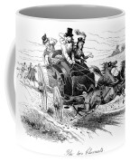 Horse-drawn Carriage Coffee Mug