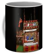 Hot Dog On A Stick Coffee Mug
