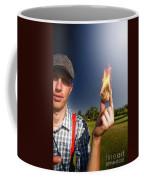 Hot Sport Coffee Mug