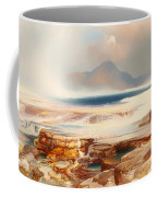 Hot Springs Of Yellowstone Coffee Mug