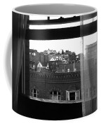 Hotel Window Butte Montana 1979 Coffee Mug