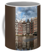 Houses In Amsterdam Coffee Mug