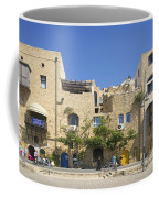 Houses In Jaffa Tel Aviv Israel Coffee Mug