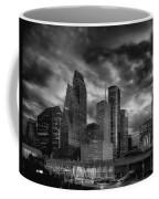 Houston At Twilight Coffee Mug