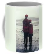 Hugging Coffee Mug