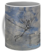 Human Flight  Coffee Mug