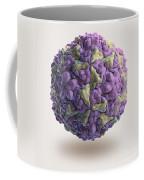 Human Rhinovirus Coffee Mug