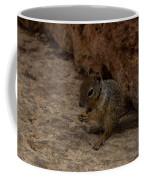 Hungry Squirrel Coffee Mug