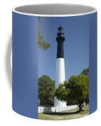 Hunting Island Lighthouse Sc Coffee Mug
