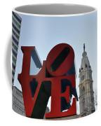 I Love Philadelphia Coffee Mug
