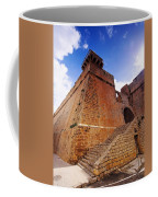 Ibiza Town Walls Coffee Mug