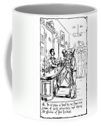 Immigrants: Irish, C1885 Coffee Mug