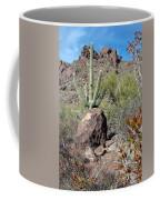 In Alamo Canyon Coffee Mug