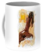 In The Heat Of The Sun Coffee Mug
