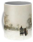 In The Snow Coffee Mug