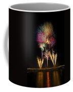 Independence Day  Coffee Mug by Saija  Lehtonen