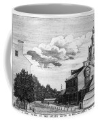Independence Hall, 1778 Coffee Mug