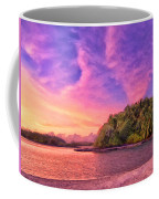 Indian Ocean Sunset Coffee Mug