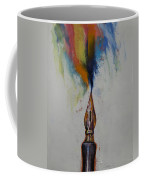 Ink Coffee Mug
