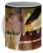 Interstate 10- Exit 259a- 29th St / Silverlake Rd Underpass- Rectangle Remix Coffee Mug