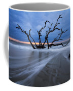 Into The Blue Coffee Mug by Debra and Dave Vanderlaan