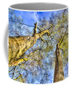 Into The Sky Coffee Mug
