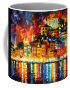 Inviting Harbor Coffee Mug