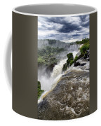 Iquassu Falls - South America Coffee Mug