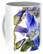 Iris II Coffee Mug