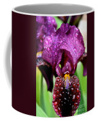 Iris Tongue Coffee Mug