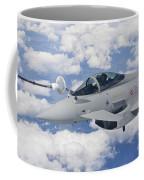Italian Air Force Eurofighter Typhoon Coffee Mug