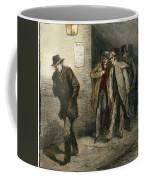 Jack The Ripper Coffee Mug
