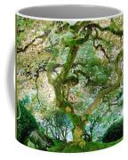 Japanese Maple Tree Coffee Mug