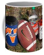Jim Beam Coke And Football Coffee Mug