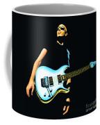 Joe Satriani Painting Coffee Mug