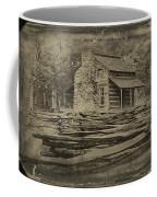 John Oliver Cabin In Cades Cove Coffee Mug
