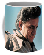 Johnny Cash Music Homage Ballad Of Ira Hayes Old Tucson Arizona 1971 Coffee Mug