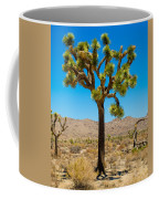 Joshua Tree 28 Coffee Mug