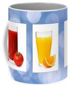 Juices Coffee Mug by Elena Elisseeva