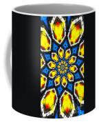 Kaleidoscope Of Primary Colors Coffee Mug