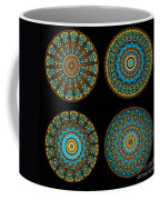 Kaleidoscope Steampunk Series Montage Coffee Mug